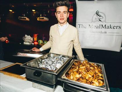 Gijs: 'Ik voel me gewaardeerd dankzij The MealMakers'
