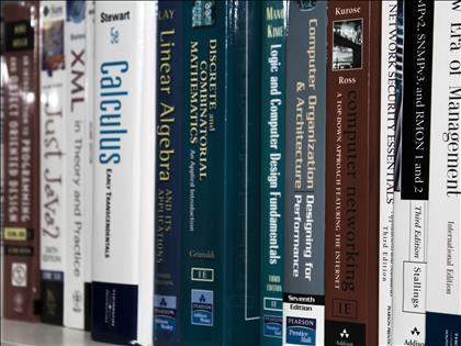 Boeken doen studiekosten verder stijgen