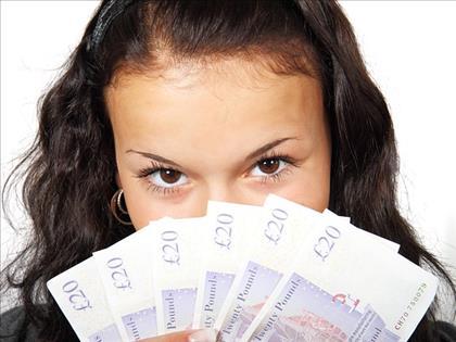 Interview: Nadine aan het woord over geld!
