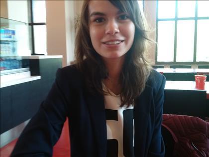 Interview met Amber, een twintigjarige student