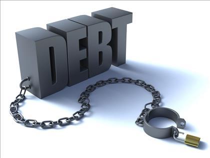 Schulden zijn een blijvende last