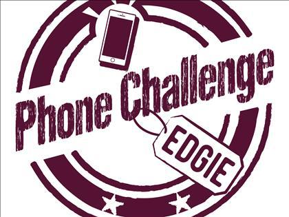 Naar de Phone Challenge pagina
